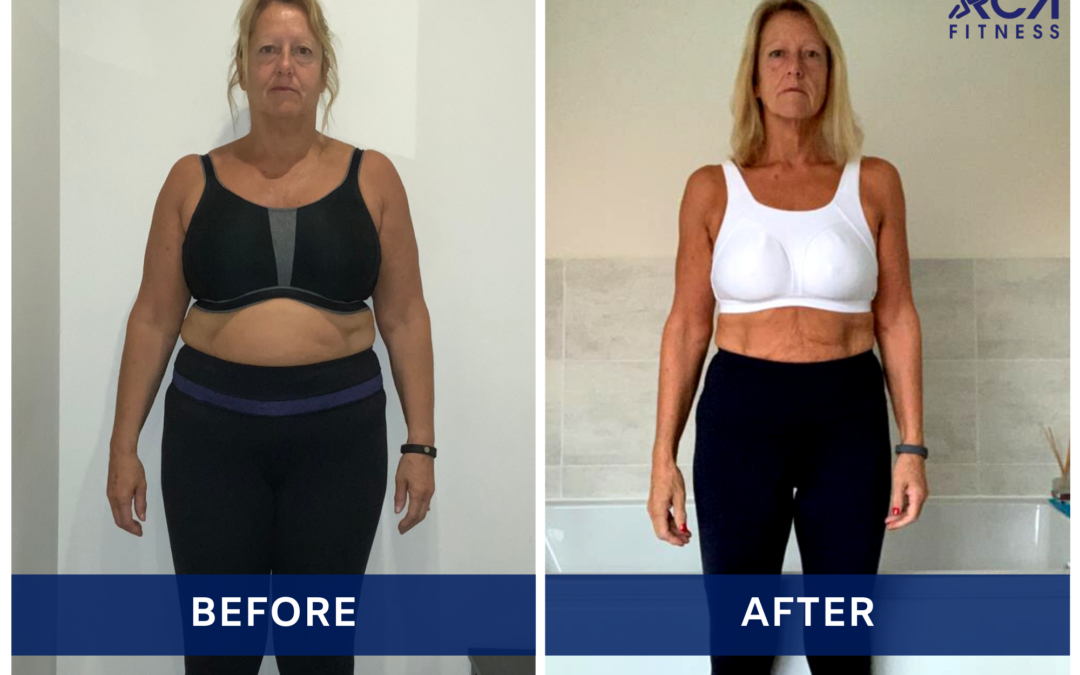 Ex slimming world client loses 20kg!